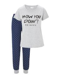 How You Doin'? Friends Pyjamas