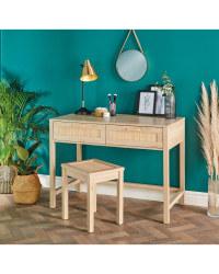 Rattan Dressing Table