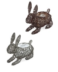 Gardenline Rabbit Planter