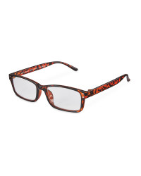 Silver Reading Glasses
