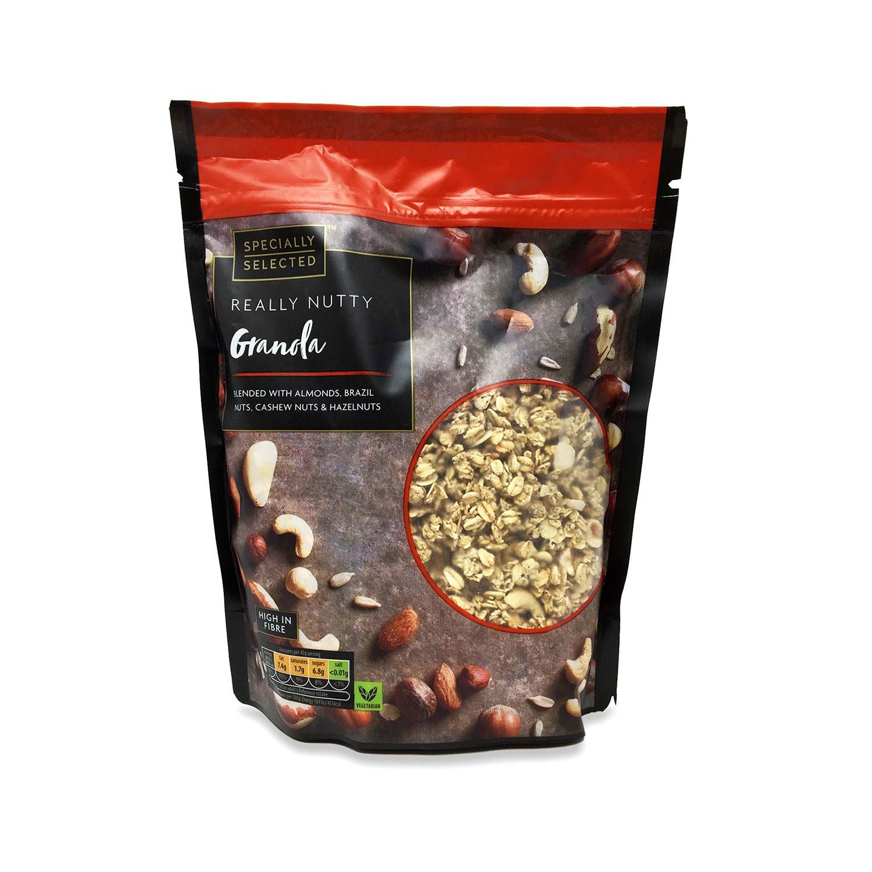 Really Nutty Granola