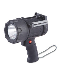 Black Rechargeable Spot Light