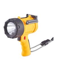 Yellow Rechargeable Spot Light