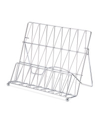 Crofton Recipe Stand - Stainless Steel