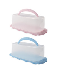 Rectangle Cake Container