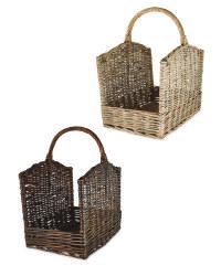 Rectangle Log Basket