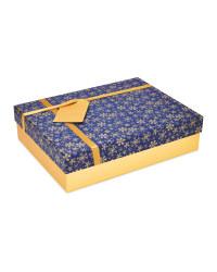 Rectangle Navy Gift Box