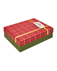 Rectangle Traditional Gift Box