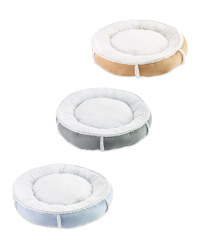Recycled Donut Pet Bed