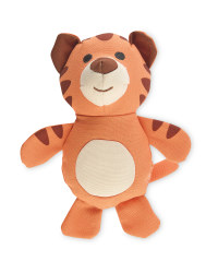 Recycled Tiger Dog Toy