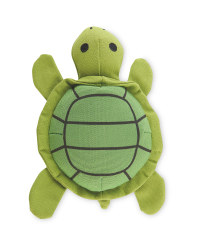 Recycled Turtle Dog Toy
