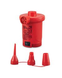 Red 240V Electric Air Pump