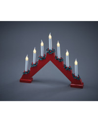 Red Arch Decorative LED Lights