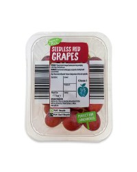Red Grapes Snack Pack