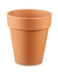 Red Italian Terracotta Pot