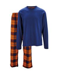 Blue Men's Pyjamas