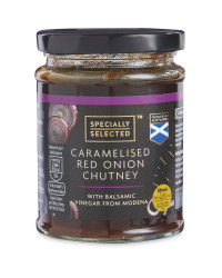 Red Onion & Balsamic Vinegar Chutney