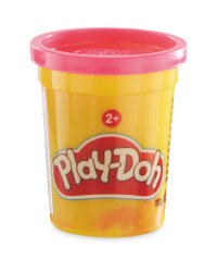 Red Play-Doh Tub