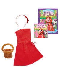 Little Red Riding Hood Dress Up Book