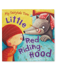 Picture Flats Red Riding Hood Book