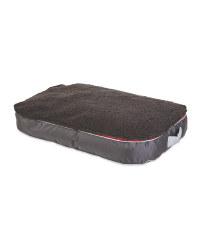 Red/Black Camping Pet Mattress