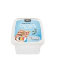 Reduced Fat Brussels Pâté