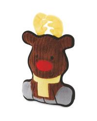 Reindeer Christmas Dog Toy