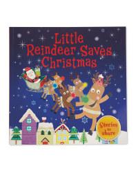 Reindeer Picture Flats