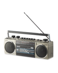 Reka Stainless Steel Boombox
