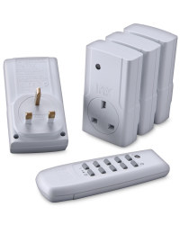Remote-Controlled Sockets