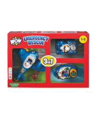 Emergency Rescue Pre-School Set