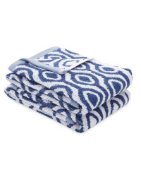 Kirkton House Retro Towel 2-Pack