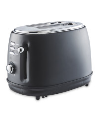 Ambiano Retro Toaster - Black