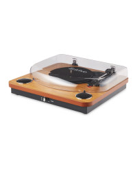 Envivo Wooden Record Player