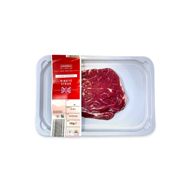 21 Day Matured Ribeye Steak