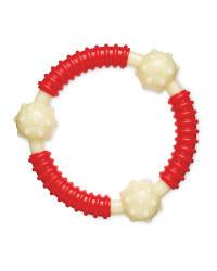 Ring Nylon Dog Chew Toy