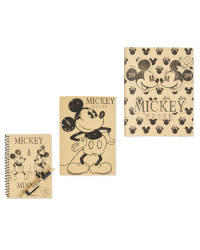 Mickey Mouse Ringbinder Pack