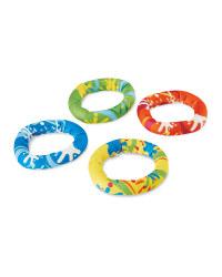 Crane Diving Rings 4 Pack