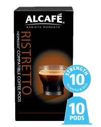 Ristretto Coffee Pods