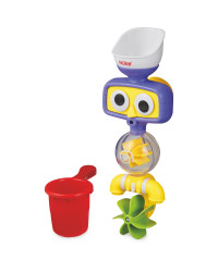 Nuby Robot Bath Toy