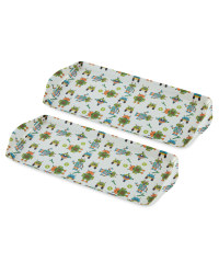 Robot Tray Medium 2 Pack