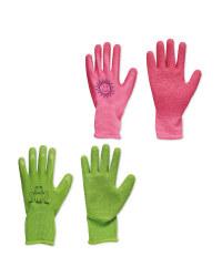 Robust Gardening Gloves 3-5 years