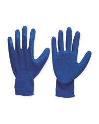 Blue Robust Gardening Gloves XL