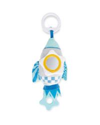 Mamia Rocket Toy Rattle