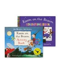 Room on the Broom Book Set