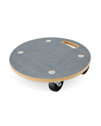 Round Dolly Trolley
