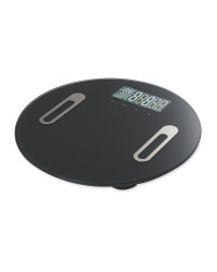 Round Touch Body Fat Scale