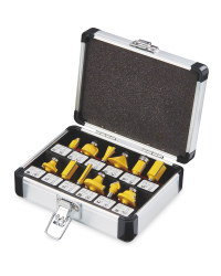 Workzone Router Bits