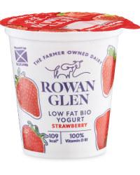 Rowan Glen Low Fat Strawberry Yogurt