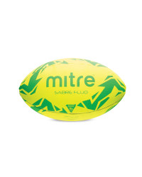 Rugby Ball - Yellow